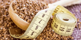 the buckwheat diet has the lowest possible calorie content